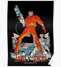 Army of Tokyo Poster
