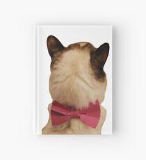 Pretty Kitty Hardcover Journal