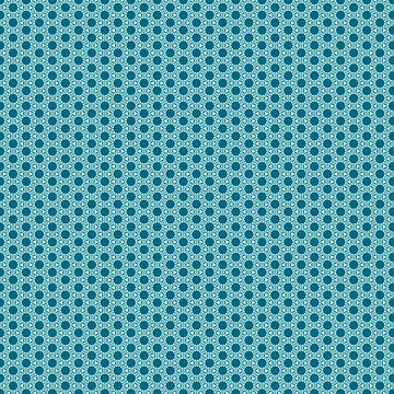 Abstract Turquoise Pattern 3 by ADCreations