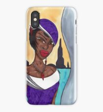 The Lady of the City iPhone Case