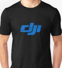 DJI logo merchandis Unisex T-Shirt