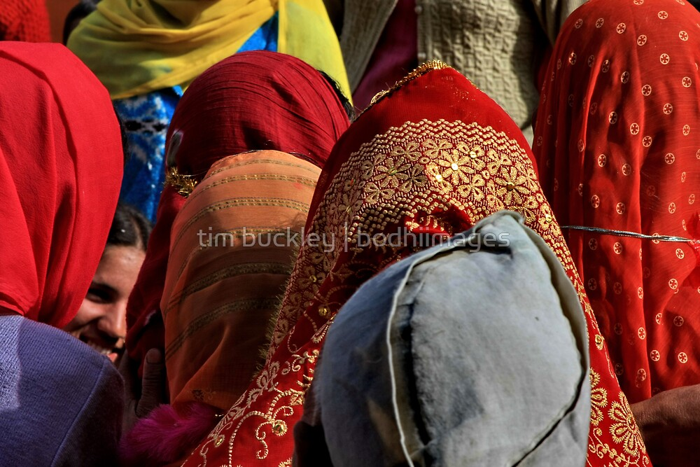 heads. northern india by tim buckley   bodhiimages