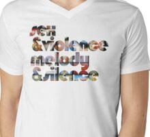 Sex & Violence Mens V-Neck T-Shirt