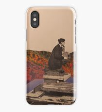 Looking Out  iPhone Case