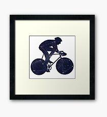 Bikestellation Framed Print