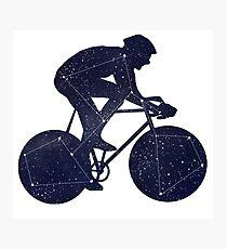 Bikestellation Photographic Print