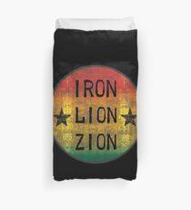 iron lion zion Bettbezug