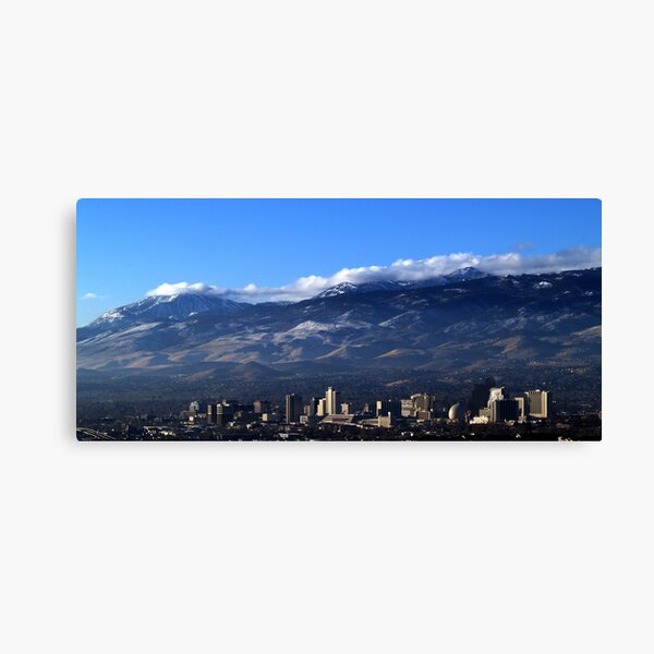 Reno & Rose Canvas Print