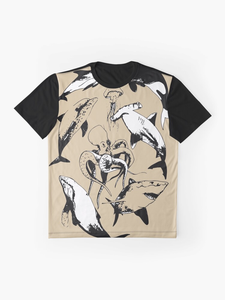 Alternate view of Sharknado Graphic T-Shirt