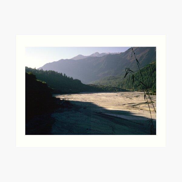 Kali Gandaki Art Print