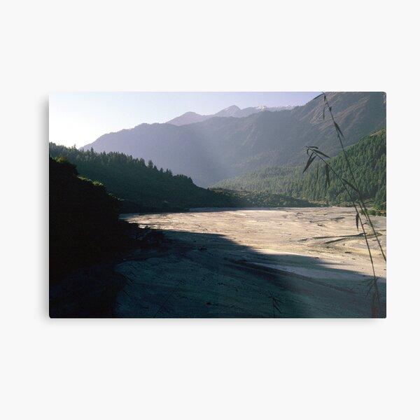 Kali Gandaki Metal Print