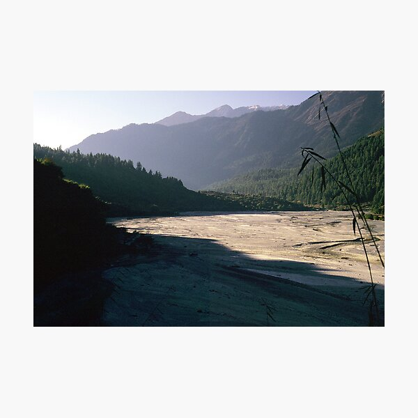 Kali Gandaki Photographic Print