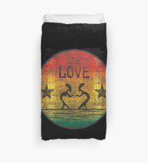 reggae - one love Bettbezug