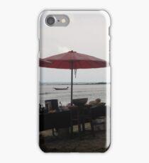 A BEACH Beach BAR iPhone Case/Skin