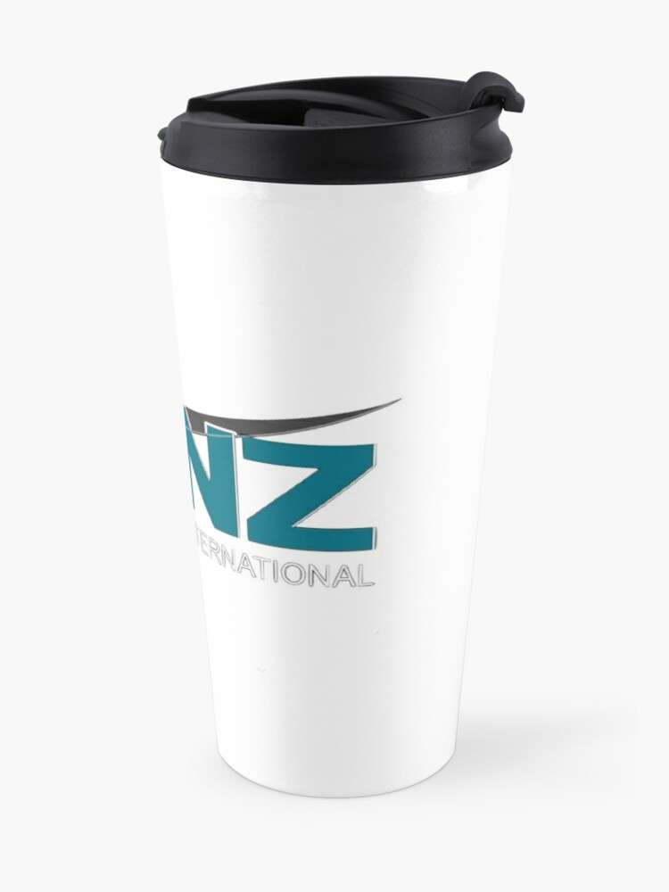 Alternative Ansicht von TANZ Industries Logo Thermobecher