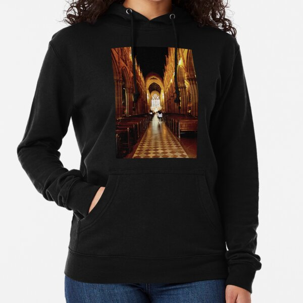 Inside The Cathedral Lightweight Hoodie