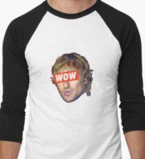 Camiseta ¾ bicolor para hombre Owen Wilson WOW