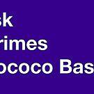 Musk & Grimes & Rococo Basilisk by suranyami