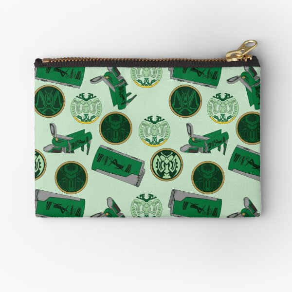 King of Insects Zipper Pouch