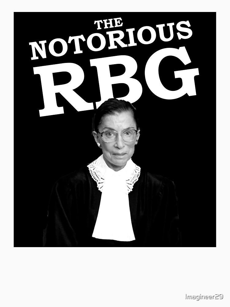 Notorious RBG by Imagineer29
