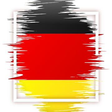 Germany flag - Germany coat of arms - Germany map by Scirocko