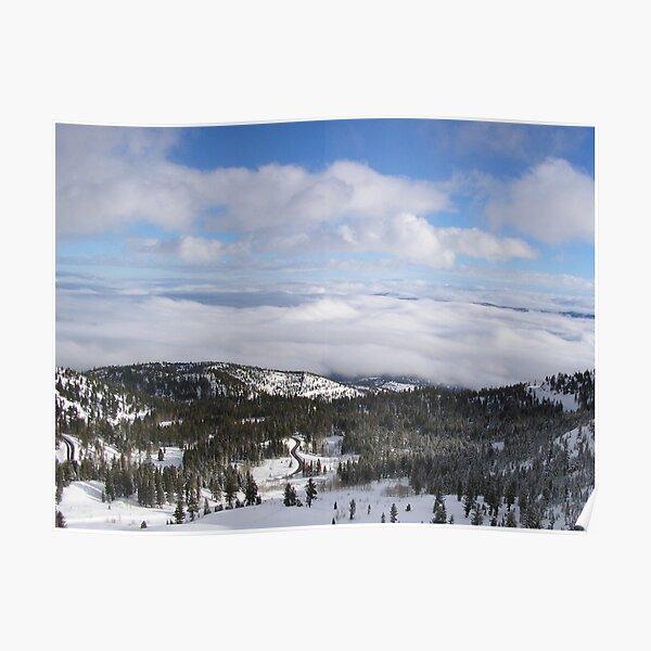 Fog Blanket Poster
