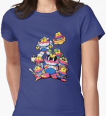 Cosmo Gang Women's Fitted T-Shirt