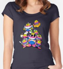 Cosmo Gang (Alt) Women's Fitted Scoop T-Shirt