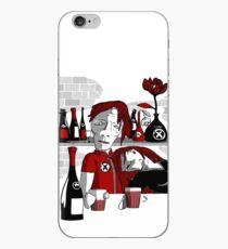 drunker@bar iPhone Case