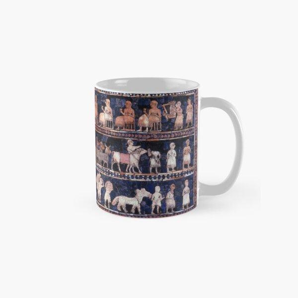 Standard of Ur - Peace Classic Mug