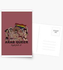 ARAB PRIDE Postkarten