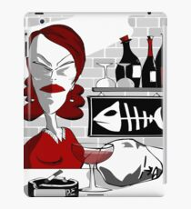 drunker@bar iPad Case/Skin