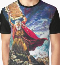 The Ten Commandments Graphic T-Shirt