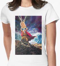 The Ten Commandments Women's Fitted T-Shirt