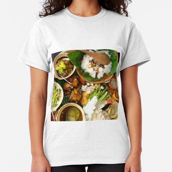 Malaysian Gourmet Traditional Food - Langkawi Island Classic T-Shirt