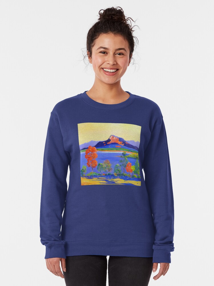 Alternate view of Moogerah Dam [Lake]  Pullover Sweatshirt