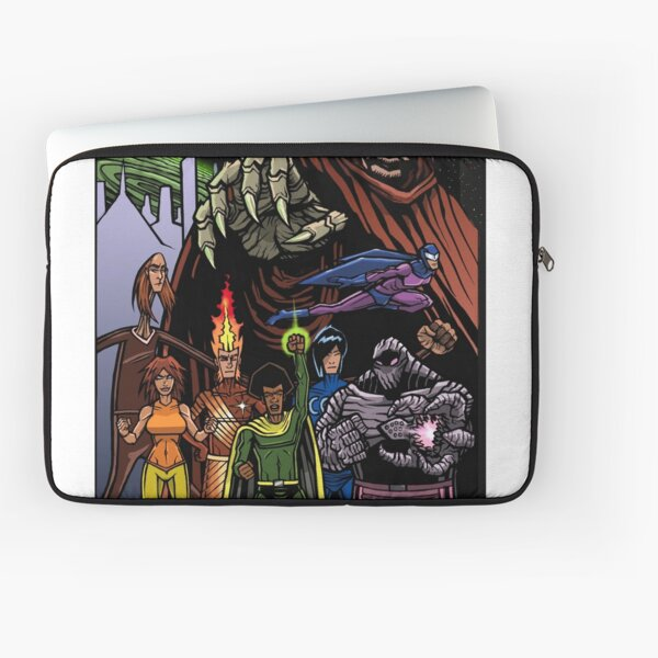 Force Galaxia: Cosmic Tales of Adventure Laptop Sleeve