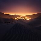 Huacachina Night by Michael Breitung