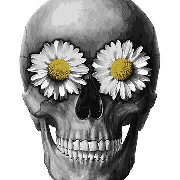 daisy skull by drizzd