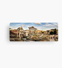 The Roman Forum Canvas Print