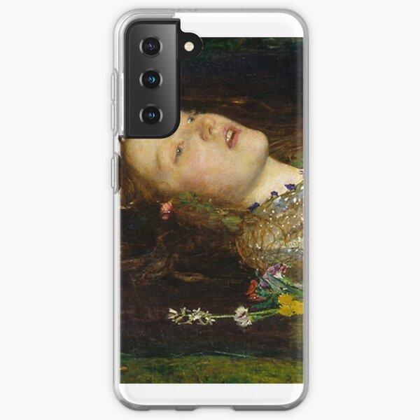 OPHELIA - JOHN EVERETT MILLAIS  Samsung Galaxy Soft Case