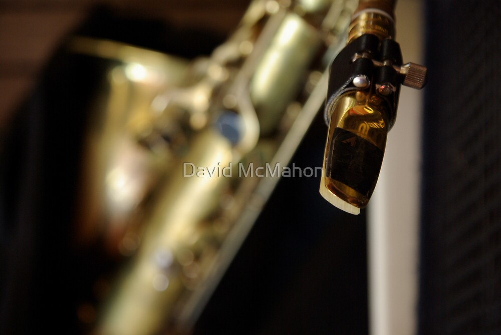 Sax Education by David McMahon