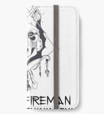 SENIOR FIREMAN iPhone Wallet/Case/Skin