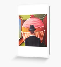 Sweet Surrender Greeting Card