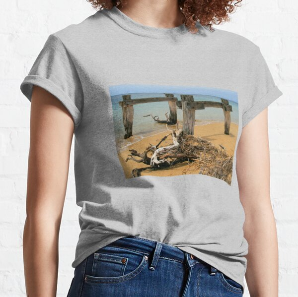 Old Livestock Jetty Classic T-Shirt