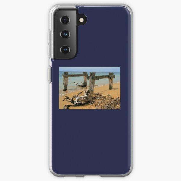 Old Livestock Jetty Samsung Galaxy Soft Case
