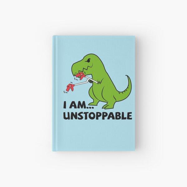 Freunde oder Familie, die Dinosaurier oder lustige Witze lieben!   Notizbuch