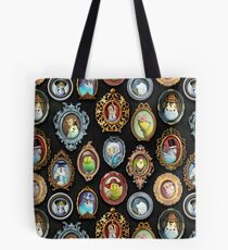 Budgies in Hats Tote Bag