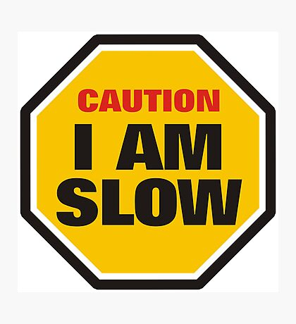 Traffic Sign Photographic Print