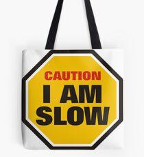 Traffic Sign Tote Bag